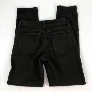 NYDJ Jeans Alina Legging Stretch Brown Pants - 2